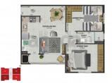 Apartamento pela minha casa minha vida